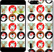 "Чохол на Huawei P9 Christmas 2 ""3849u-347"""