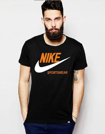 Футболка мужская «Найк» Nike Sportswear, фото 2