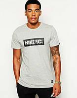 "Футболка мужская с принтом Nike F.C. ""Найк"""