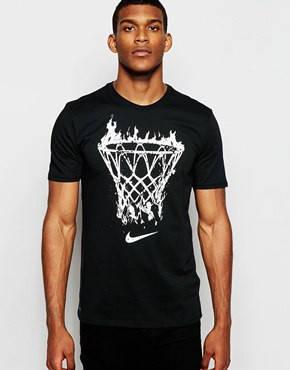 Футболка мужская Nike Basketball, фото 2