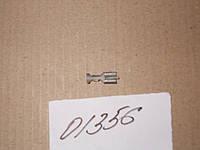 Наконечник провода (мама с фиксатором), провод 0,75-1,5, 505 ЛЖ