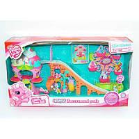 Домик для пони с горкой и каруселькой My Little Pony ― 733