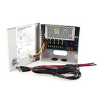 AD 12 V DC 4 (36W) CCTV Power supply ( адаптер настенный)  .  dr