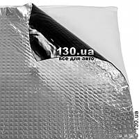 Виброизоляция Vizol 1,3 60 мкм (70 см x 50 см)