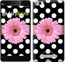"Чехол на Xiaomi Mi4i Горошек 2 ""2147c-177"""