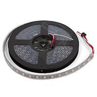Светодиодная лента SMD5050/WS2812B - c управлением, цветовые вариации RGB, 60 светодиодов, 5 В DC, 1 м, IP67