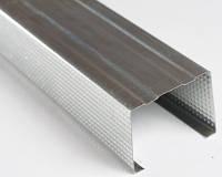 Профиль для гипсокартона стоечный CW 50 x 50 x 4000 мм
