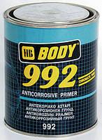 Грунт антикоррозийный 1К HB-Body 992 серый 1л