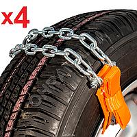 Браслеты противоскольжения XL (на колеса легковых авто), фото 1