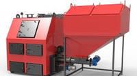 Котел Твердотопливный Пелетный с Бункером и Автоматической Подачей Топлива «РЕТРА-4М ДУО» 1500 кВт