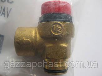 Клапан предохранительный Baxi, Westen, Roca 3 бара под винт (9951170)