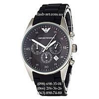 Мужские наручные часы Emporio Armani AR5868 Black/Silver/Black