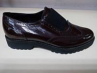 Туфли женские кожаные INNOCENT, фото 1