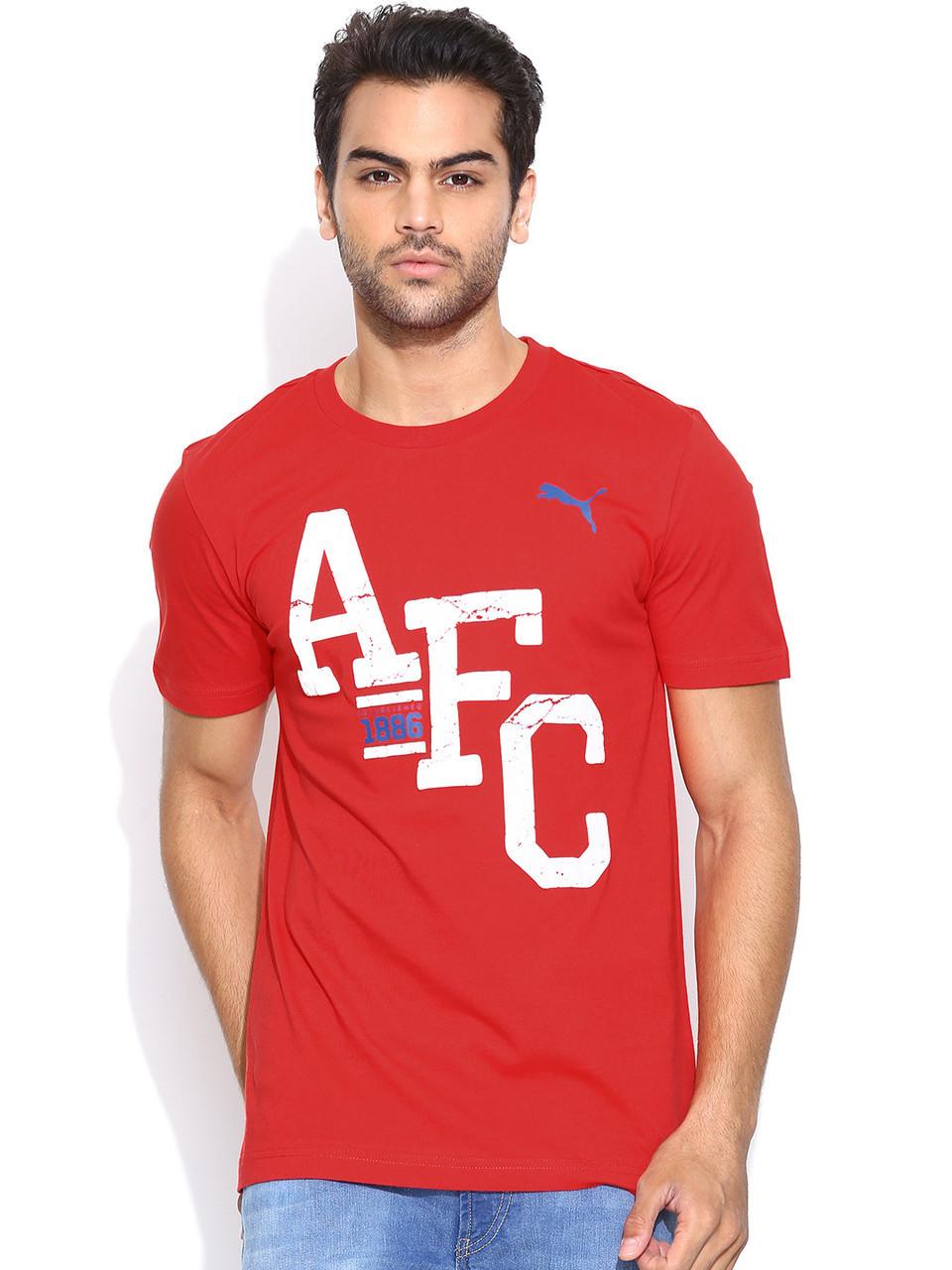 Футболка мужская стильная PUMA AFC FAN