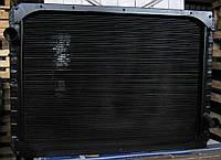 Радиатор Камаз 6520 медно-латунный, 3-х рядный (производитель Шадринский автоагрегатный завод, Россия)