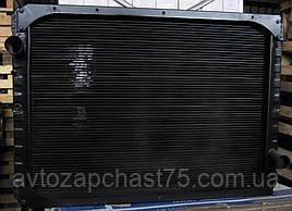 Радіатор Камаз 6520 мідно-латунний, 3-х рядний (виробник Росія)
