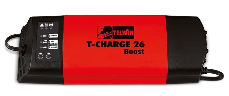 Зарядное устройство T-CHARGE 26 BOOST 12V Telwin (Италия)