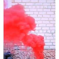 Красный дым, дымный факел красный, цветной дым для фотосессии