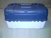 Ящик шестиполочный AQUATECH 2706.СУПЕР НОВИНКА, полипропилен, 6 полок, до 90 кг