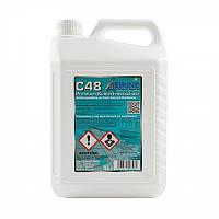 Охлаждающая жидкость / Антифриз Alpine C48 (концентрат) 1.5л