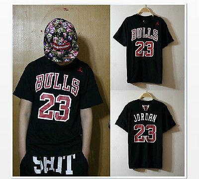 Футболка мужская «Джордан 23 Чикаго Булз» Chicago Bulls Jordan 23 -  Хайповый магаз. e2535f5d9dd