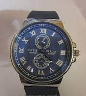 Часы Ulysse Nardin Grey на батарейке