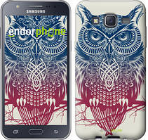 """Чехол на Samsung Galaxy J5 J500H Сова 2 """"2726c-100"""""""