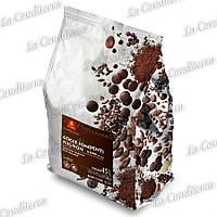 Черный шоколад в дропсах 45% ICAM (1 кг)
