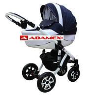 Детская универсальная коляска 2 в 1 Adamex Barletta 01P
