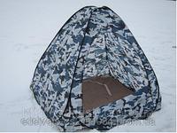 Зимняя палатка с дном DASTER |АВТОМАТ| 2Х2*1,35
