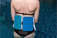 Пояс страховочный для плавания 4-х секционный