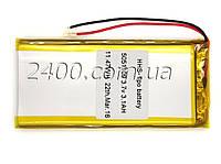 Аккумулятор 3100мАч 5051109 мм 3,7в универсальный для планшета, електрон. книг 3100mAh 3.7v 5*51*109