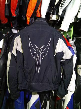 Мотокуртка бу текстиль  202, фото 2