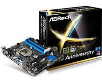 Мат.плата 1150 (H97) AsRock H97M Anniversary 4xDDR3