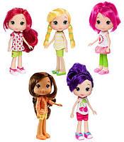 Детский игровой набор кукол Шарлотта земляничка - Лучшие подружки 5 кукол, с ароматом