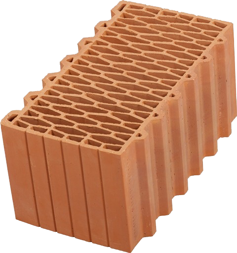 Теплые керамические блоки