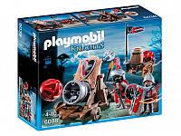 Конструктор Playmobil Боевая пушка Рыцарей Сокола 6038