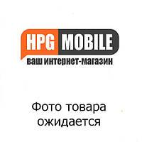 Шлейф для Samsung Galaxy S6 G920F, кнопки меню, с компонентами, белый (оригинальный)