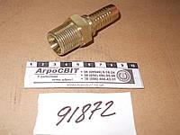 """Ниппель (штуцер) AGR-K 5/8""""-19  dу=16 мм."""
