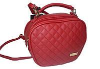 Женский клатч Chanel Красный  1001-5