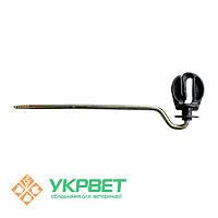 Ізолятор для мотузки і стрічок для виносної 20 мм - пакет 10 шт