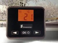 Таймер температуры автономных отопителей EBERSPACHER DRY D2 / D4 12V / 24V