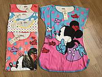 Ночная рубашка для девочек 4-9 лет