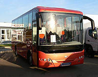 Лобовое стекло на автобус ЗАЗ Иван, I VAN А10L50