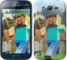 """Чехол на Samsung Galaxy Grand Neo I9060 Minecraft 4 """"2944c-112"""""""
