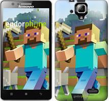"Чохол на Lenovo A536 Minecraft 4 ""2944c-149"""