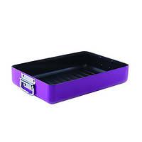 Противень Berghoff Eclipse фиолетовый 44,5 х 25,5 х 7 см алюминий