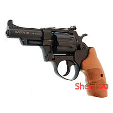 Револьвер под патрон флобера Сафари РФ-431М