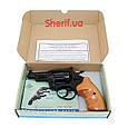 Револьвер под патрон флобера Сафари РФ-431М, фото 8