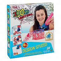 Детский набор для творчества с 3D-маркером - Девочки 3D маркер